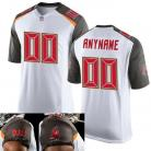 Tampa Bay Buccaneers 2014 Nike Elite Style Away White Jersey (Pick A Name)