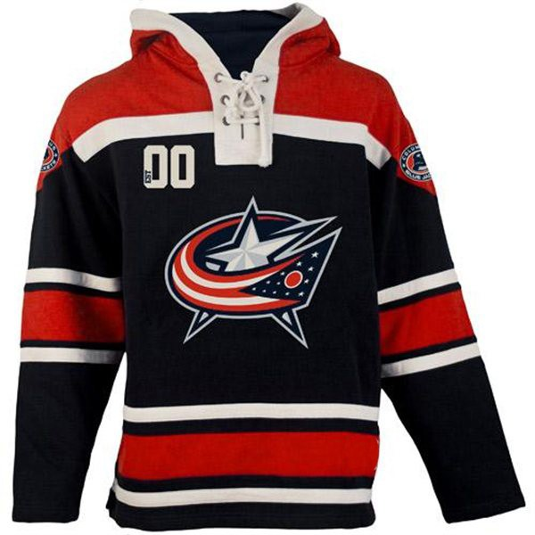 old columbus blue jackets jersey